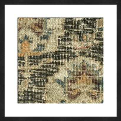 Antique Rug Original Photograph - Old New House