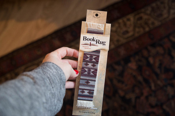 Earthtone Southwest Rug Bookmark - Old New House