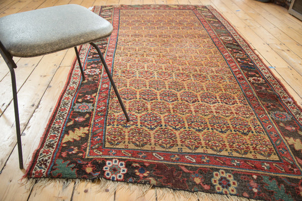 Antique Halvai Bijar Rug / Item sm001108 image 3