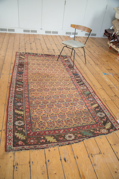 Antique Halvai Bijar Rug / Item sm001108 image 4
