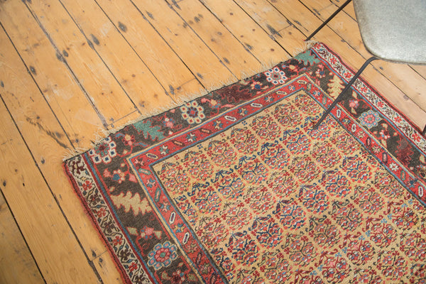Antique Halvai Bijar Rug / Item sm001108 image 9