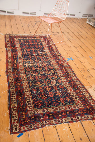 Antique Caucasian Rug Runner
