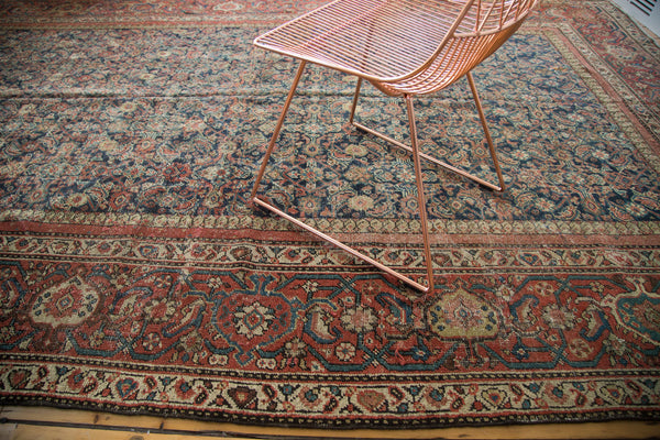 Antique Mahal Rug Runner