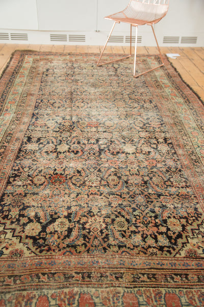 5.5x11 Antique Northwest Rug Runner - Old New House