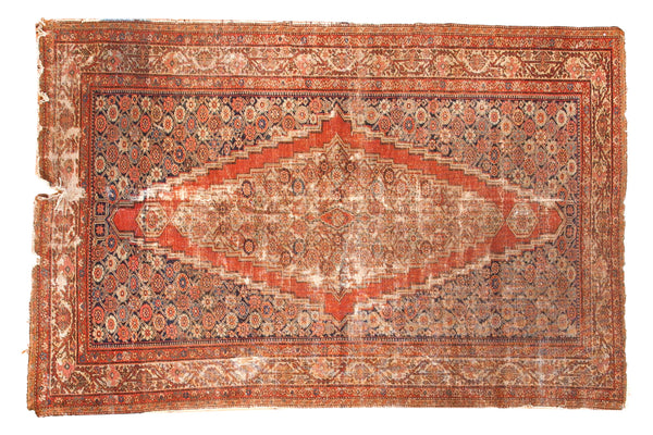 Antique Fereghan Rug