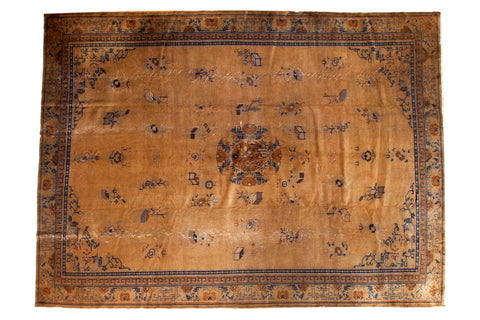 Vintage Peking Carpet