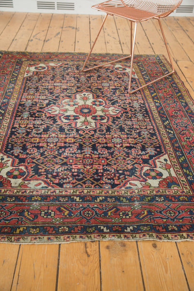 4.5x6.5 Vintage Dargezine Rug - Old New House