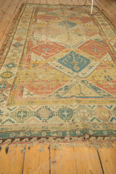 Vintage Dragon Soumac Carpet