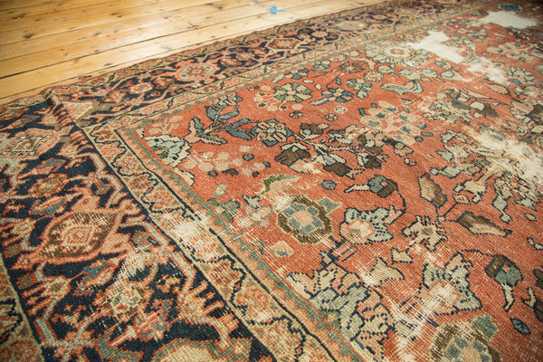 Distressed Mahal Carpet / Item sm001229 image 3