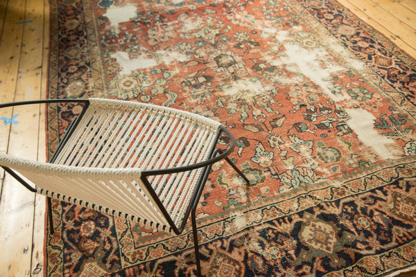 Distressed Mahal Carpet / Item sm001229 image 4