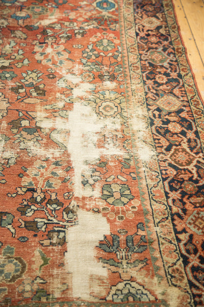 Distressed Mahal Carpet / Item sm001229 image 5