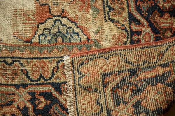 Distressed Mahal Carpet / Item sm001229 image 7