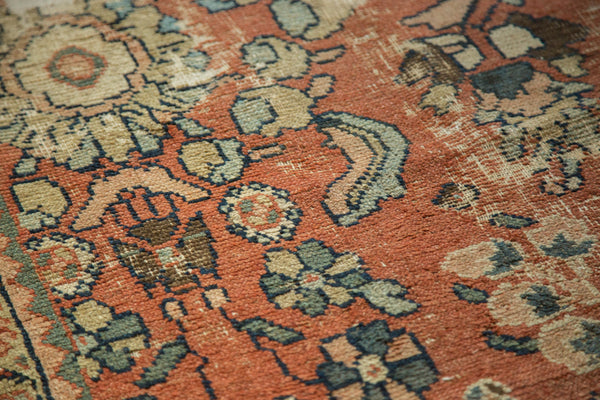 Distressed Mahal Carpet / Item sm001229 image 11
