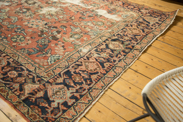 Distressed Mahal Carpet / Item sm001229 image 12