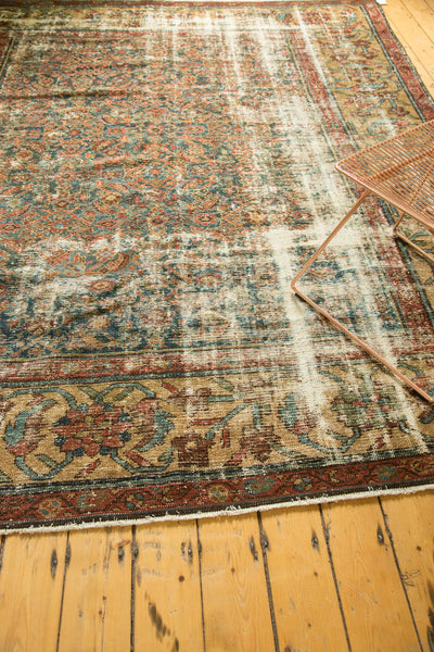 Distressed Mahal Carpet / Item sm001230 image 4