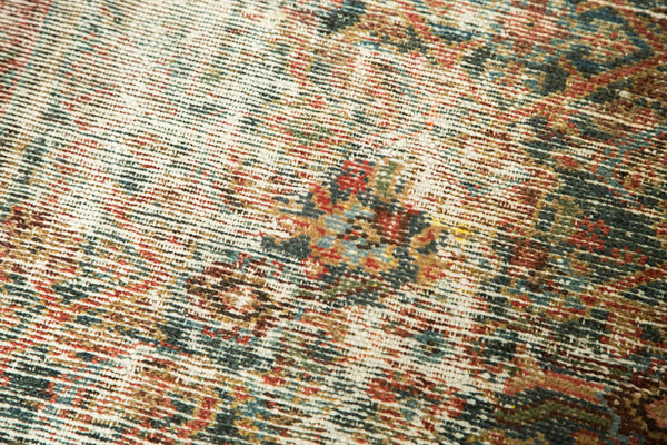 Distressed Mahal Carpet / Item sm001230 image 8