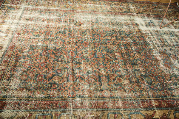 Distressed Mahal Carpet