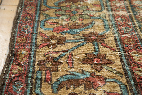 Distressed Mahal Carpet / Item sm001230 image 11