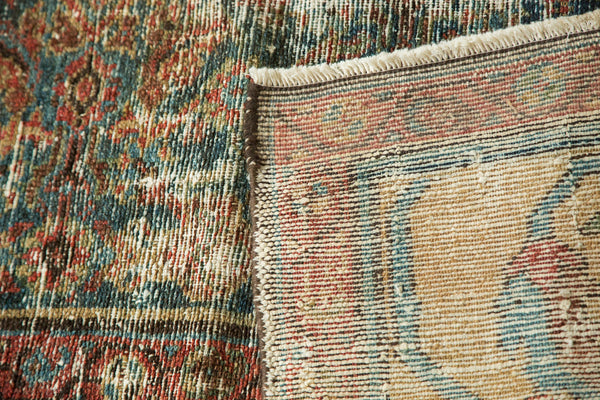 Distressed Mahal Carpet / Item sm001230 image 12