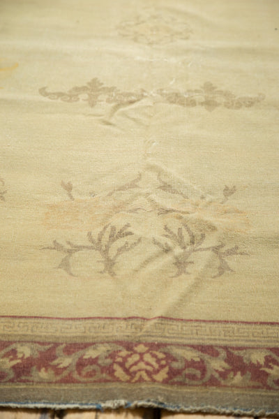 Distressed Indo Chinese Carpet