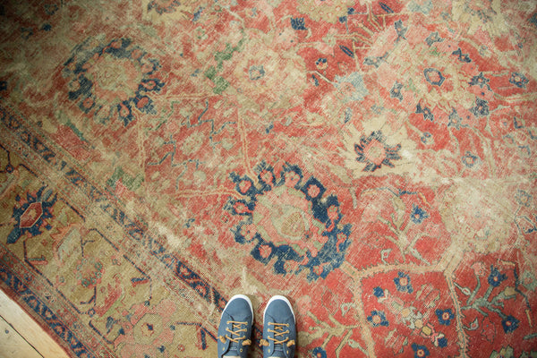 Antique Mahal Carpet / Item sm001240 image 2