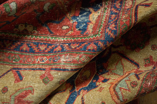 Antique Mahal Carpet / Item sm001240 image 3