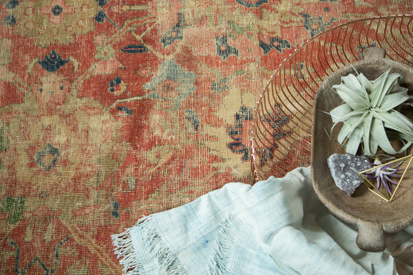 Antique Mahal Carpet / Item sm001240 image 5