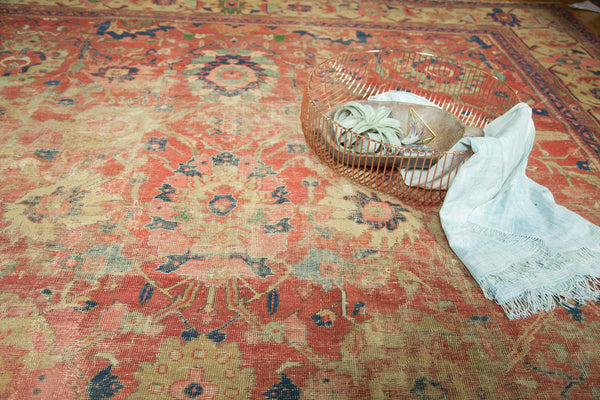 Antique Mahal Carpet / Item sm001240 image 6