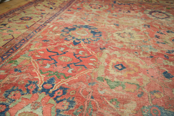 Antique Mahal Carpet / Item sm001240 image 9