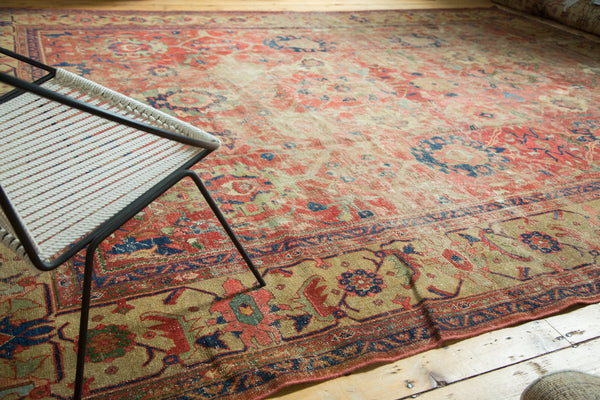 Antique Mahal Carpet / Item sm001240 image 10