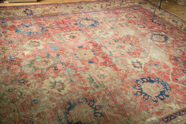 Antique Mahal Carpet / Item sm001240 image 14