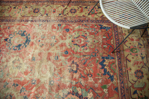 Antique Mahal Carpet / Item sm001240 image 15