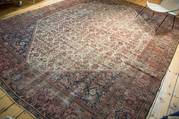 Antique Mahal Carpet