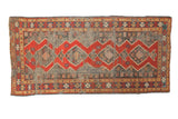 Antique Kazak Rug Runner