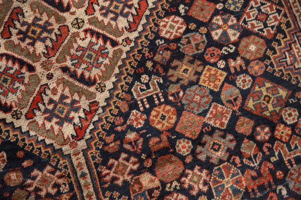 Antique Kamseh Rug / Item sm001321 image 6