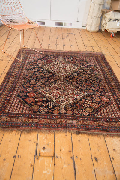 Antique Kamseh Rug / Item sm001321 image 7