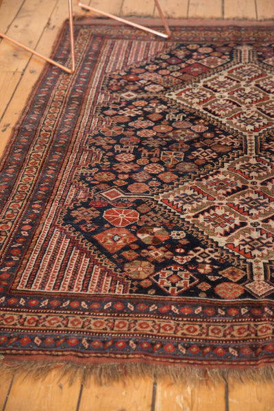 Antique Kamseh Rug / Item sm001321 image 8