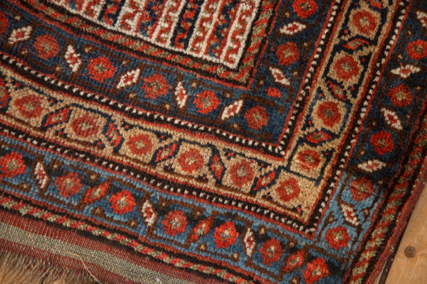 Antique Kamseh Rug / Item sm001321 image 10