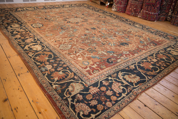 Antique Mahal Carpet / Item sm001322 image 3