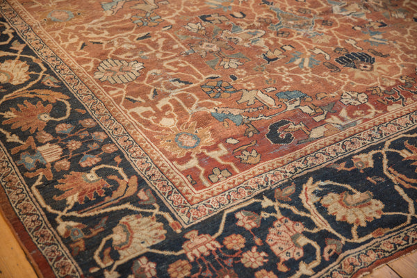 Antique Mahal Carpet / Item sm001322 image 4