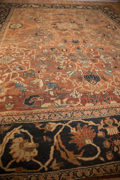 Antique Mahal Carpet / Item sm001322 image 5
