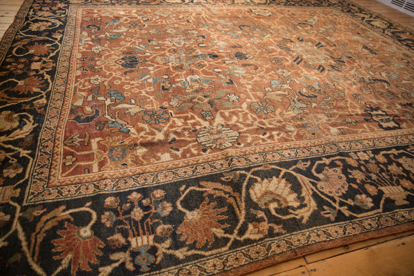 Antique Mahal Carpet / Item sm001322 image 6