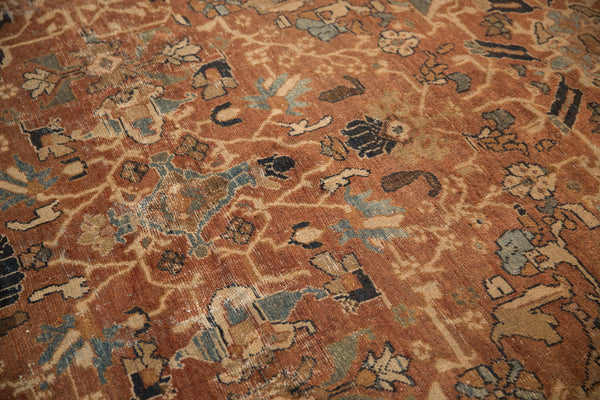Antique Mahal Carpet / Item sm001322 image 8