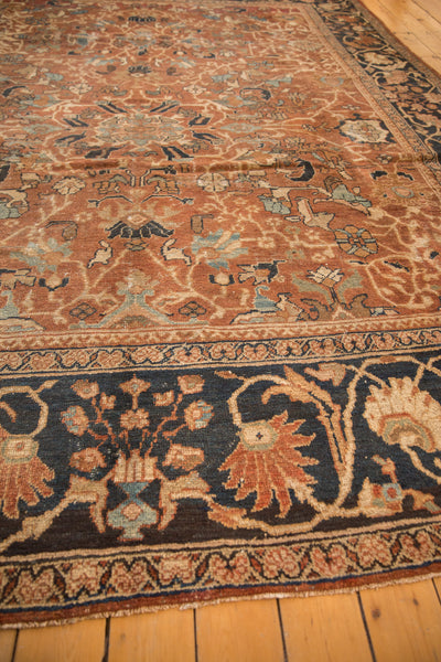 Antique Mahal Carpet / Item sm001322 image 9