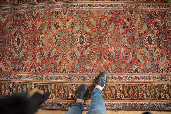 Antique Kurdish Bijar Rug / Item sm001331 image 2