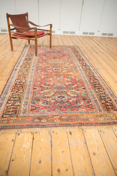 Antique Kurdish Bijar Rug / Item sm001331 image 10