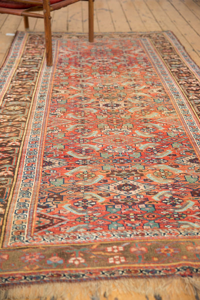 Antique Kurdish Bijar Rug / Item sm001331 image 11