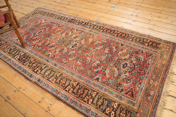 Antique Kurdish Bijar Rug / Item sm001331 image 13