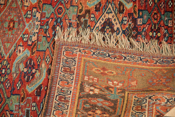 Antique Kurdish Bijar Rug / Item sm001331 image 14