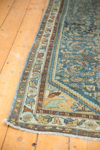 Vintage Distressed Hamadan Rug Runner / Item sm001347 image 10